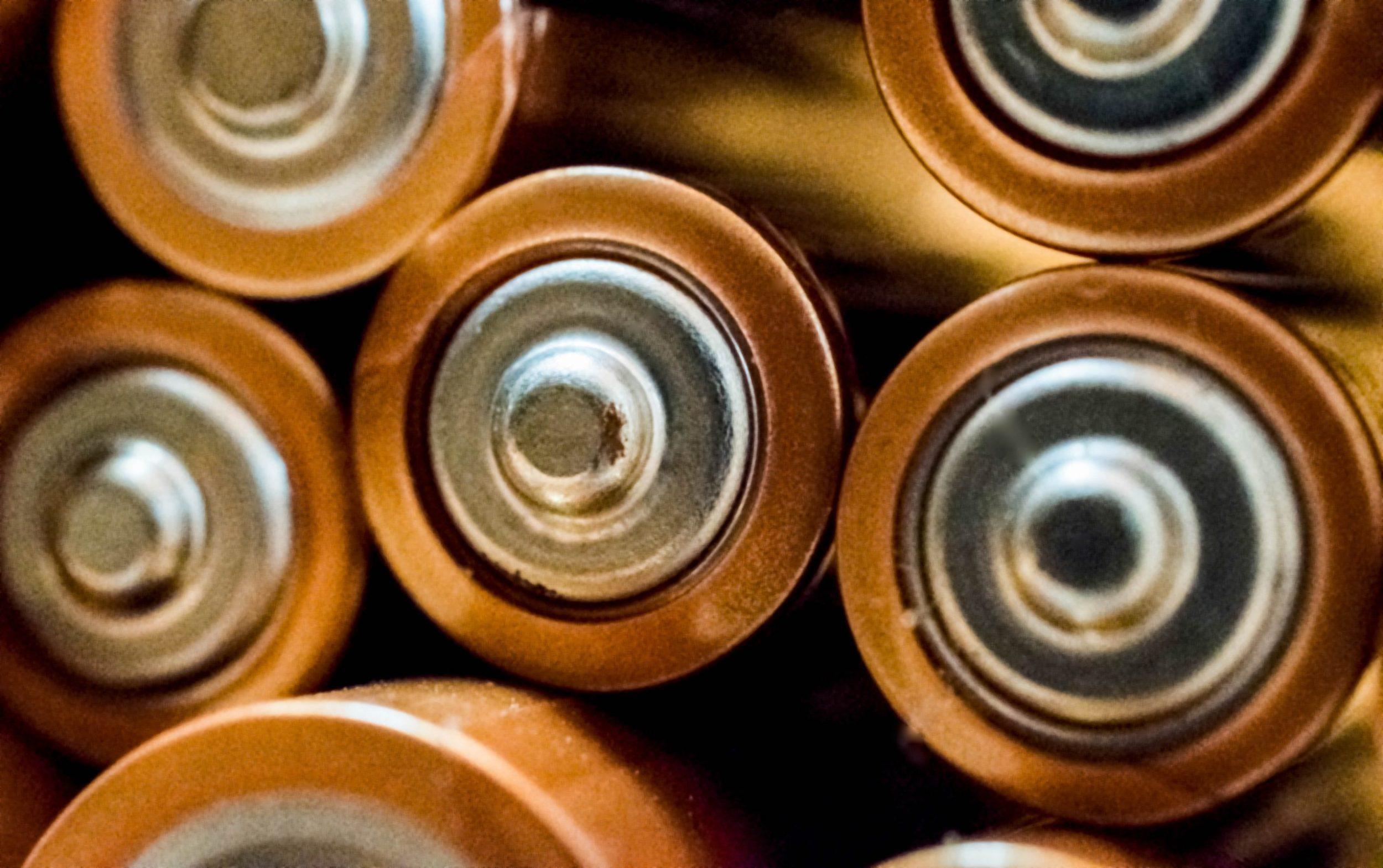 baterky, ankalické batérie, batéria