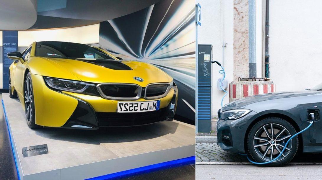 BMW hybrid