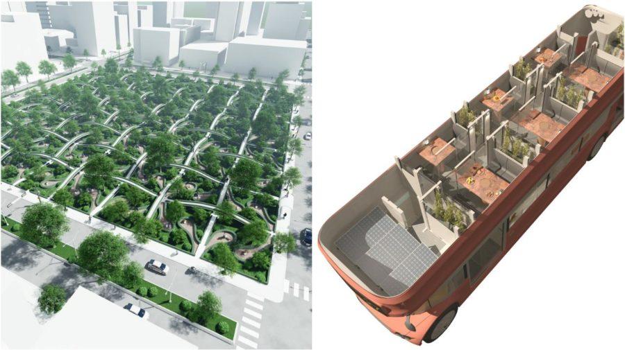 Architektonická súťaž Post Covid-19 éra, Južná Kórea