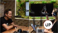 Podcaster nahrávacie štúdio Bratislava