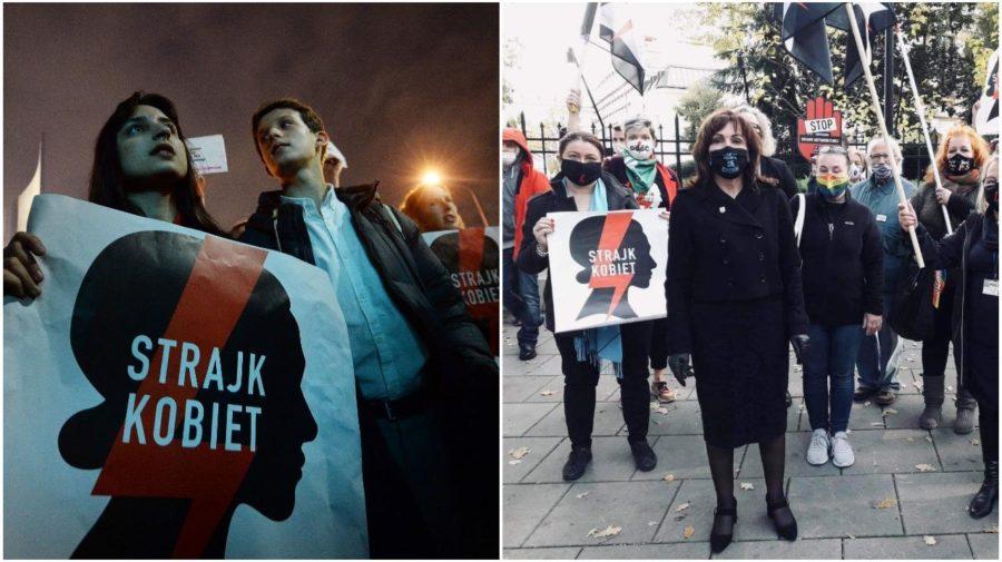 Poľsko protesty