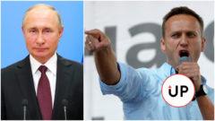 Putin Navaľný