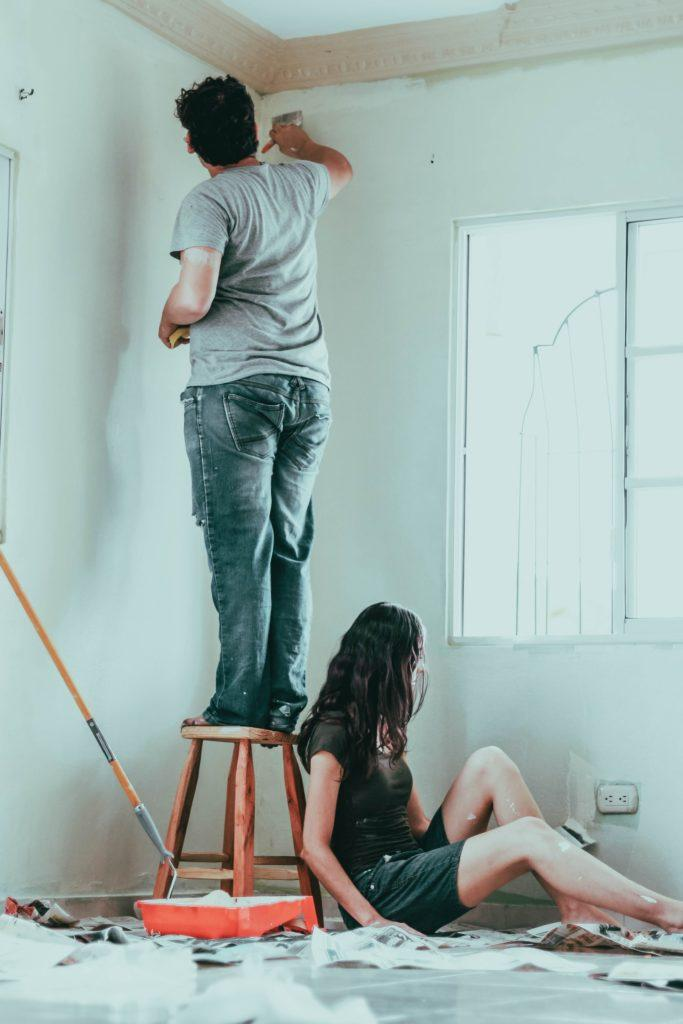 malovanie prerábanie bytu