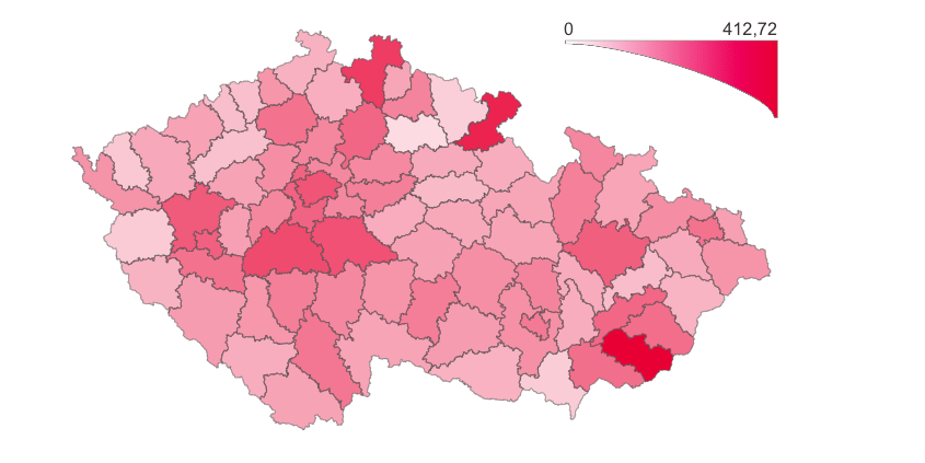 koronavírus Česko