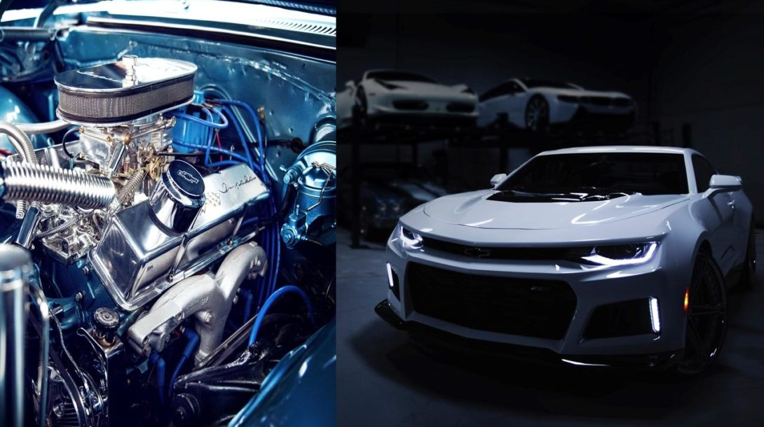 Motor a autá