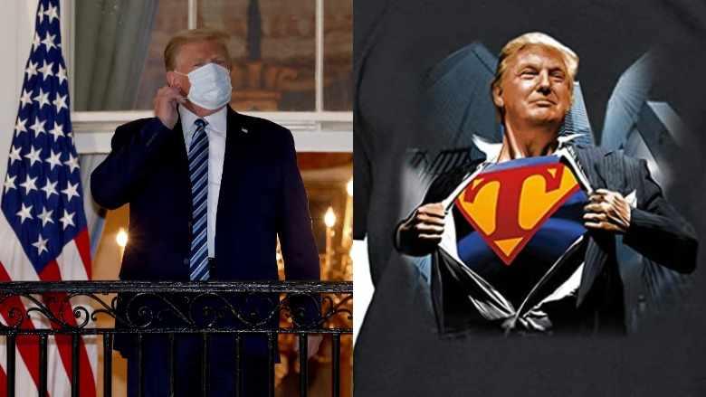Trump-Superman