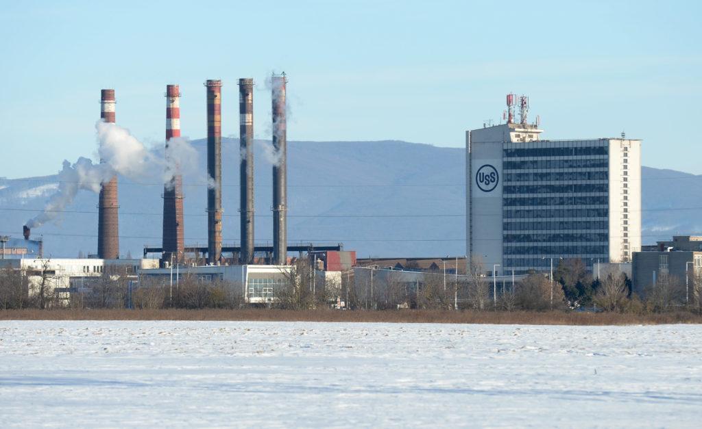 fabrika železiarne