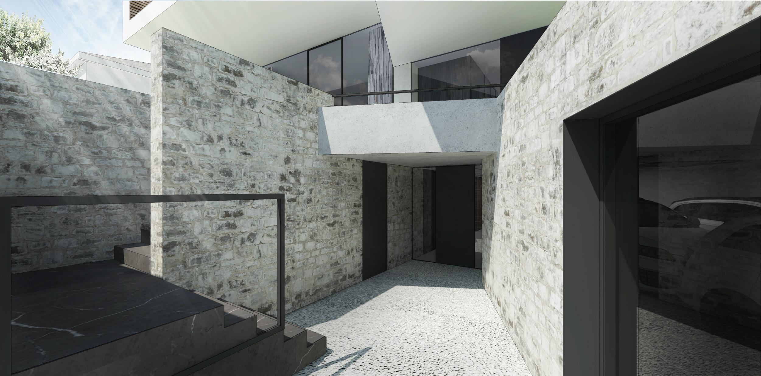 Beef Architekti, architektúra, dom, Bratislava, vizualizácia, domy, reality