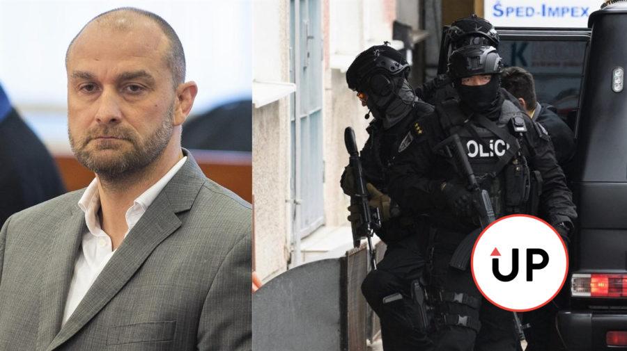 Norbert Bödör a polícia