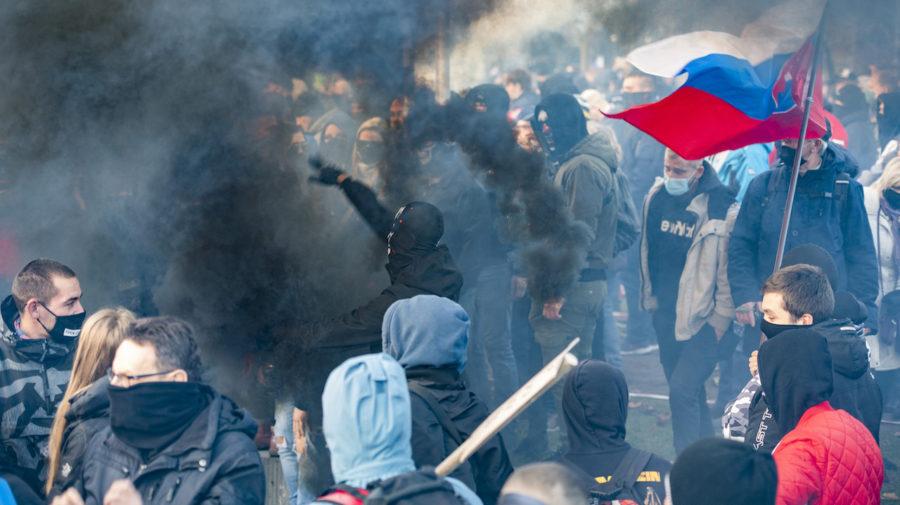 protest 17. november