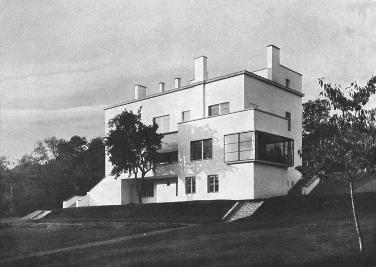 Ernst Wiesner – Villa Münz
