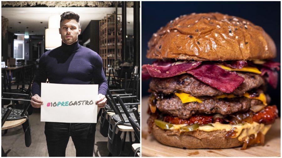 burger, gastro, restauracia