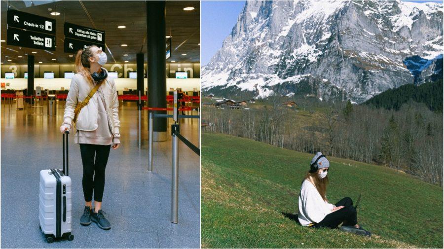 cestovanie dovolenka koronavírus COVID-19 letenky