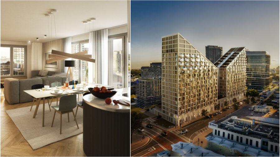 Mint Investments Metropolis byty reality domy bývanie architektúra