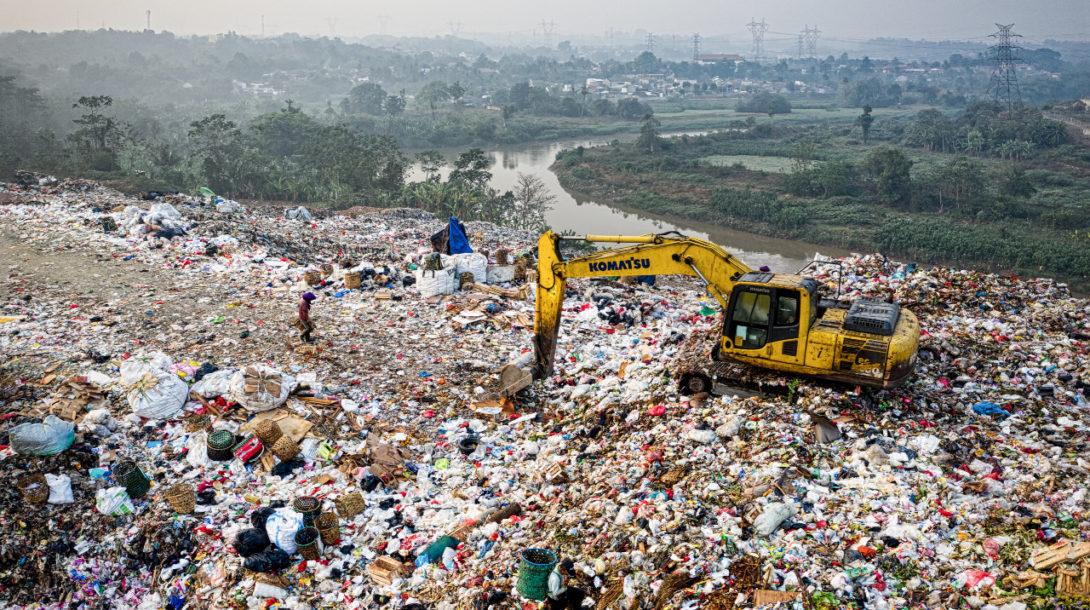 odpad, znečistenie
