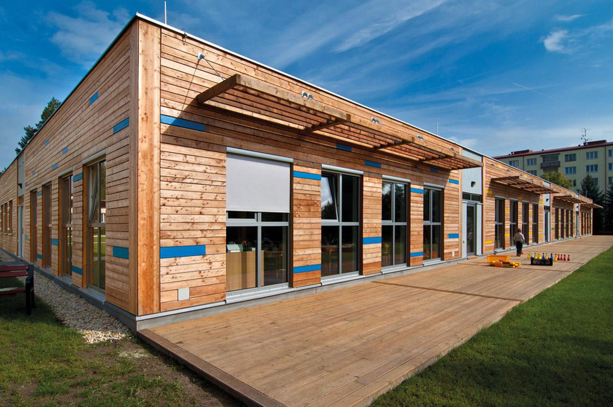 architektúra design najkrajšie škôlky na Slovensku