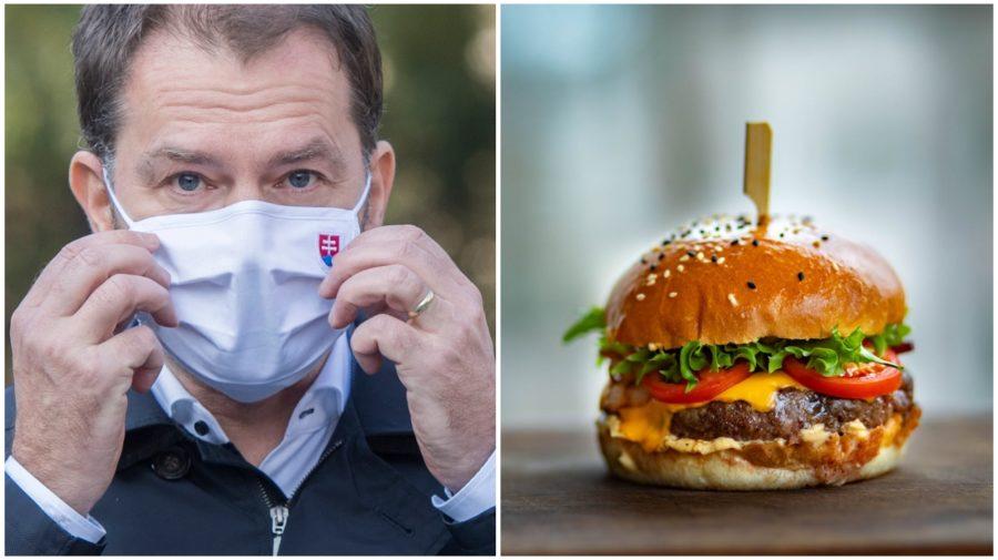 matovič, burger, reštauracie, gastro