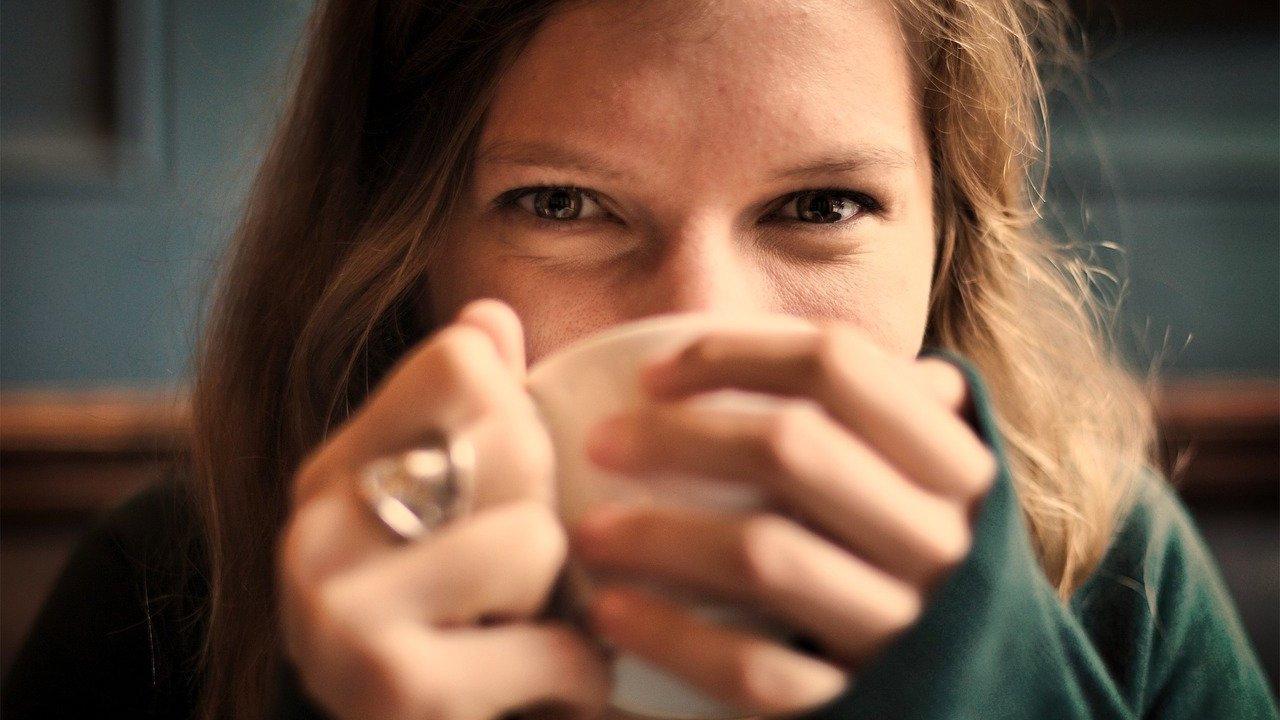 čaj pohoda káva relax