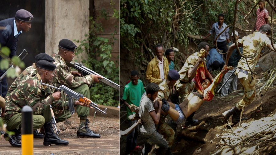 Vojna Afrika
