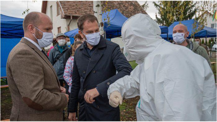plošné testovanie matovič koronavírus