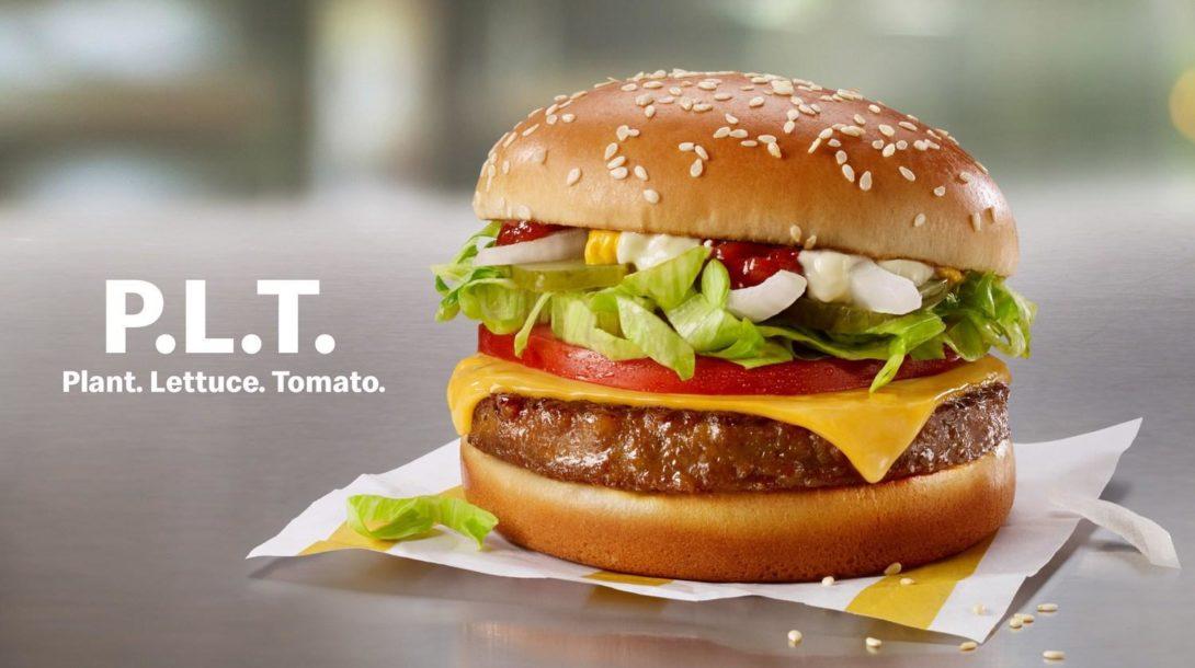 McPlant burger