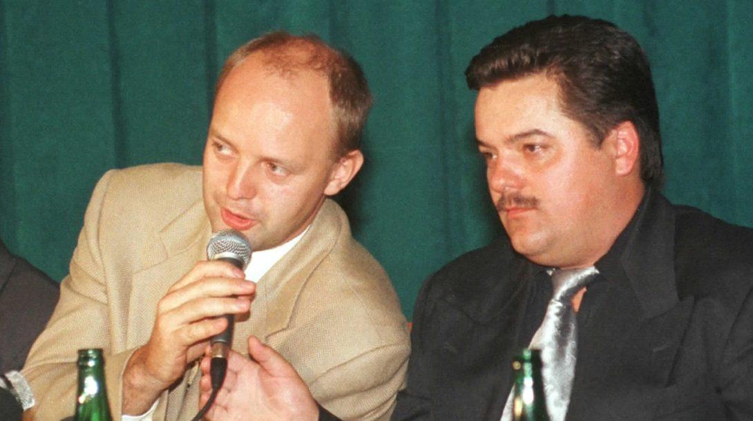 Pavol Rusko a Marian Kočner