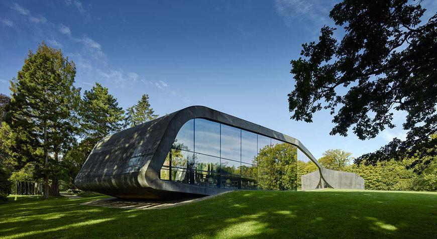 Zaha Hadid architektúra design budovy