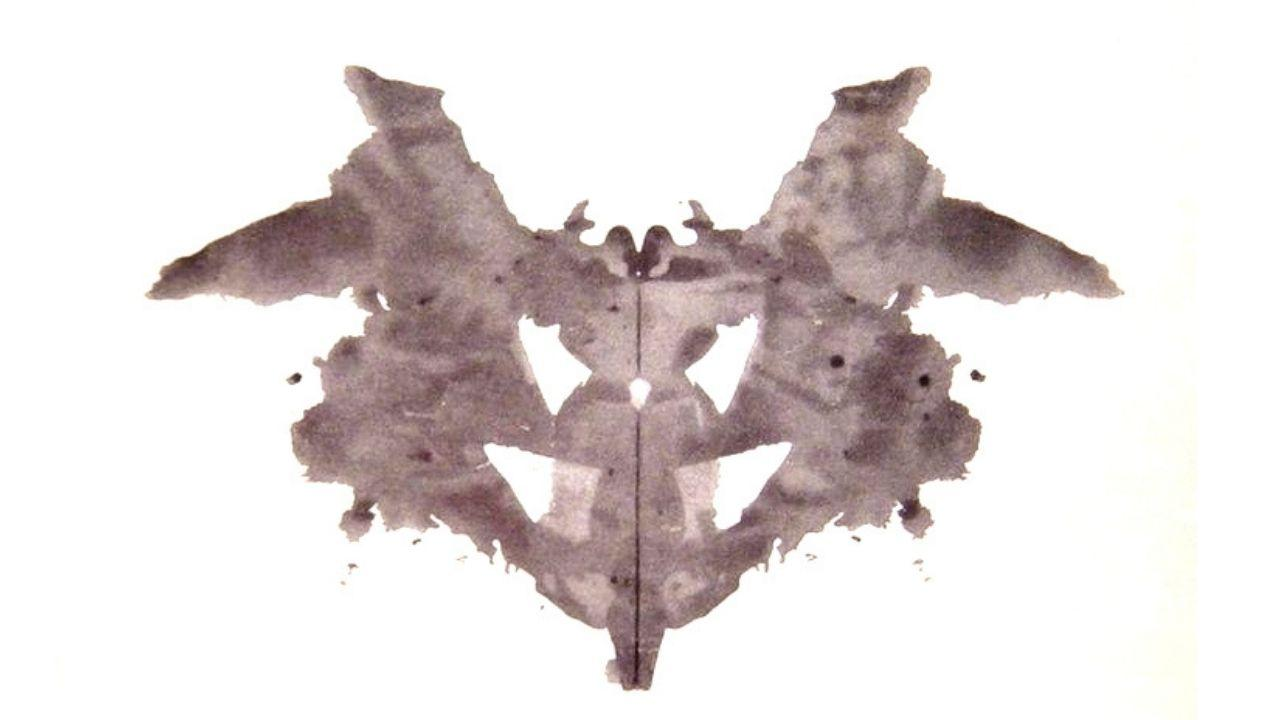 Rorschach test psychometria