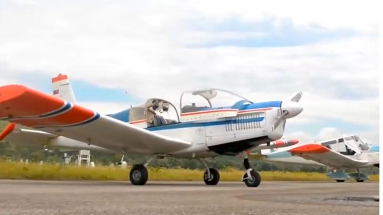 lietadlo doprava UNIBA