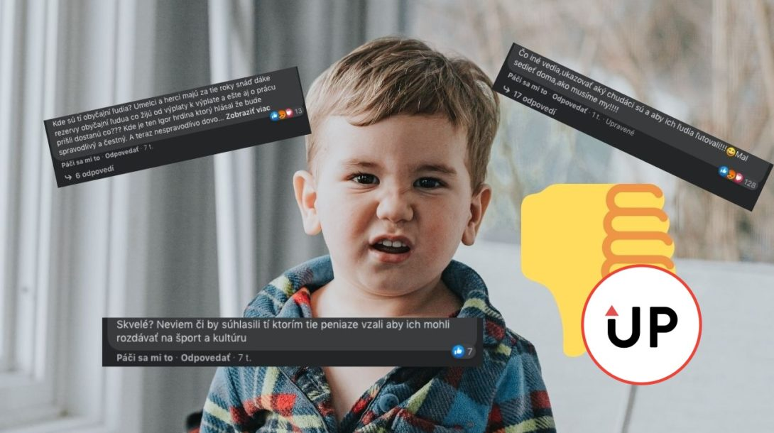 znechutenie dieťa