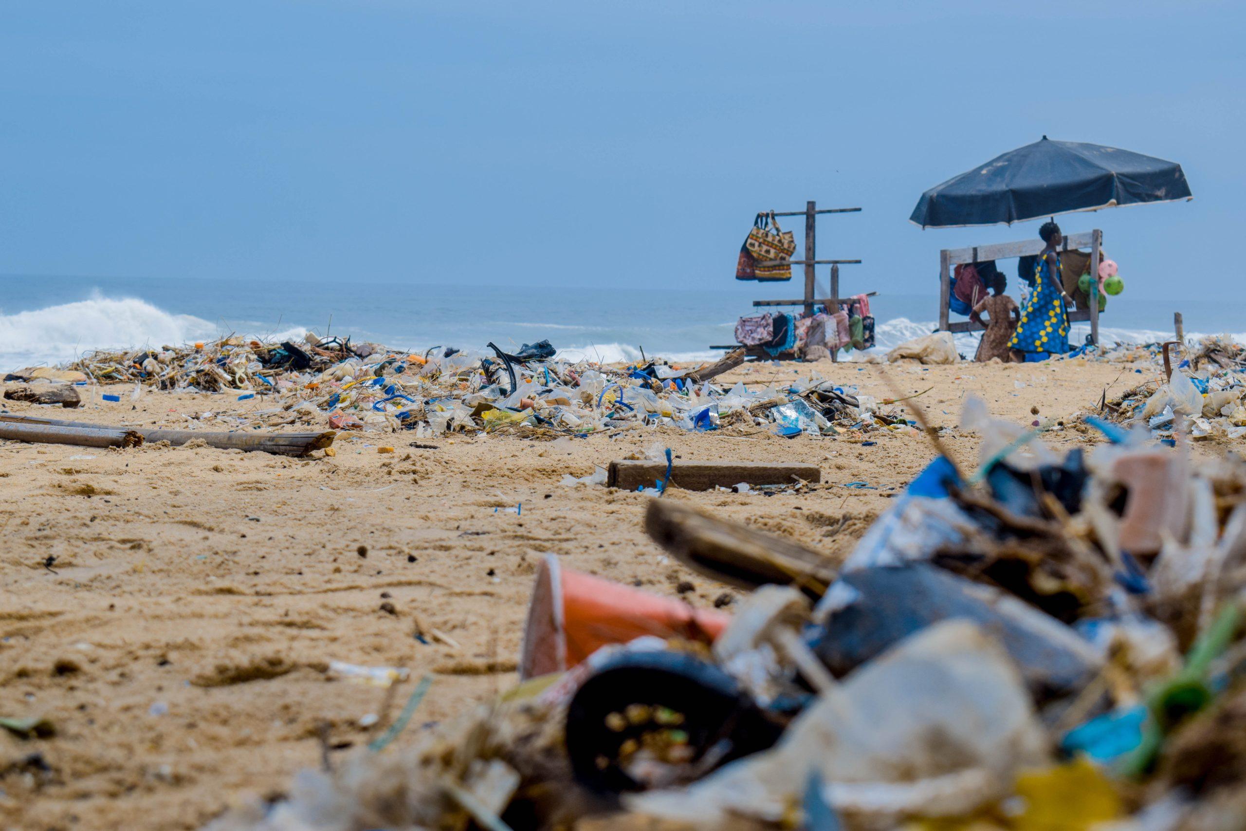 plasty, odpad, znečistenie oceánov