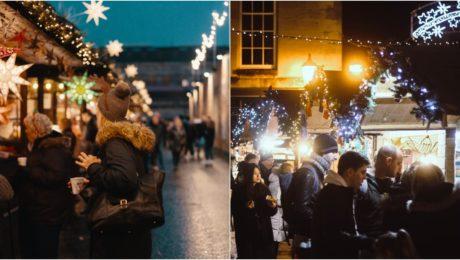 vianočné trhy vianoce slovensko