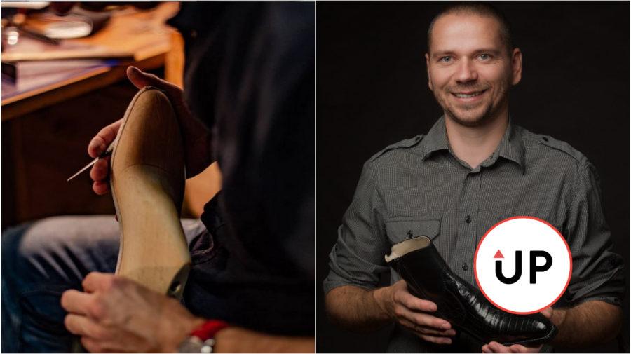 Marek Pažitný ručne šitá obuv