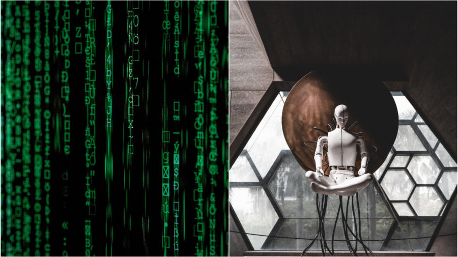 binárny kód AI