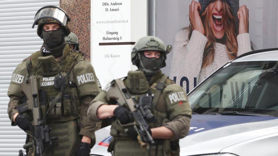 policia viedeň
