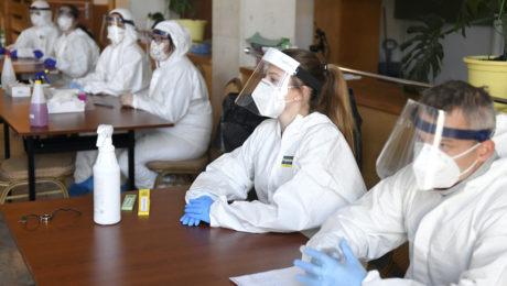 plošné testovanie na koronavírus