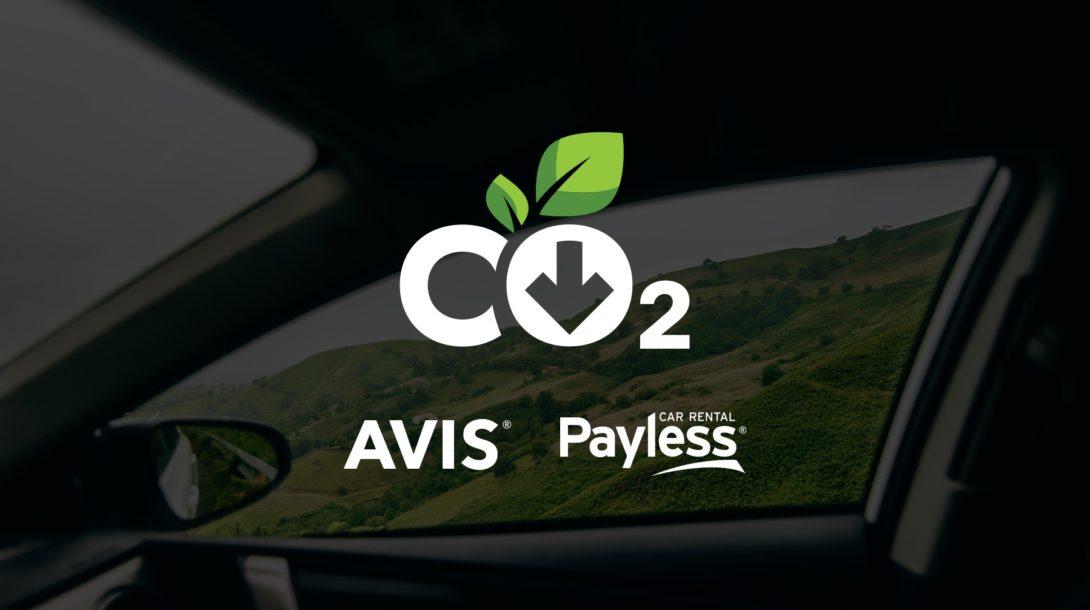 TS_AVIS, PAYLESS CAR Rental emisie