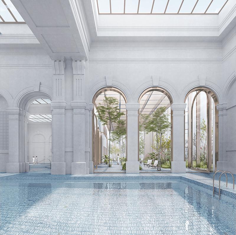 kúpele Grössling, bazén architektúra, sedign, vizualizácie, viz_1_plavecky_bazen