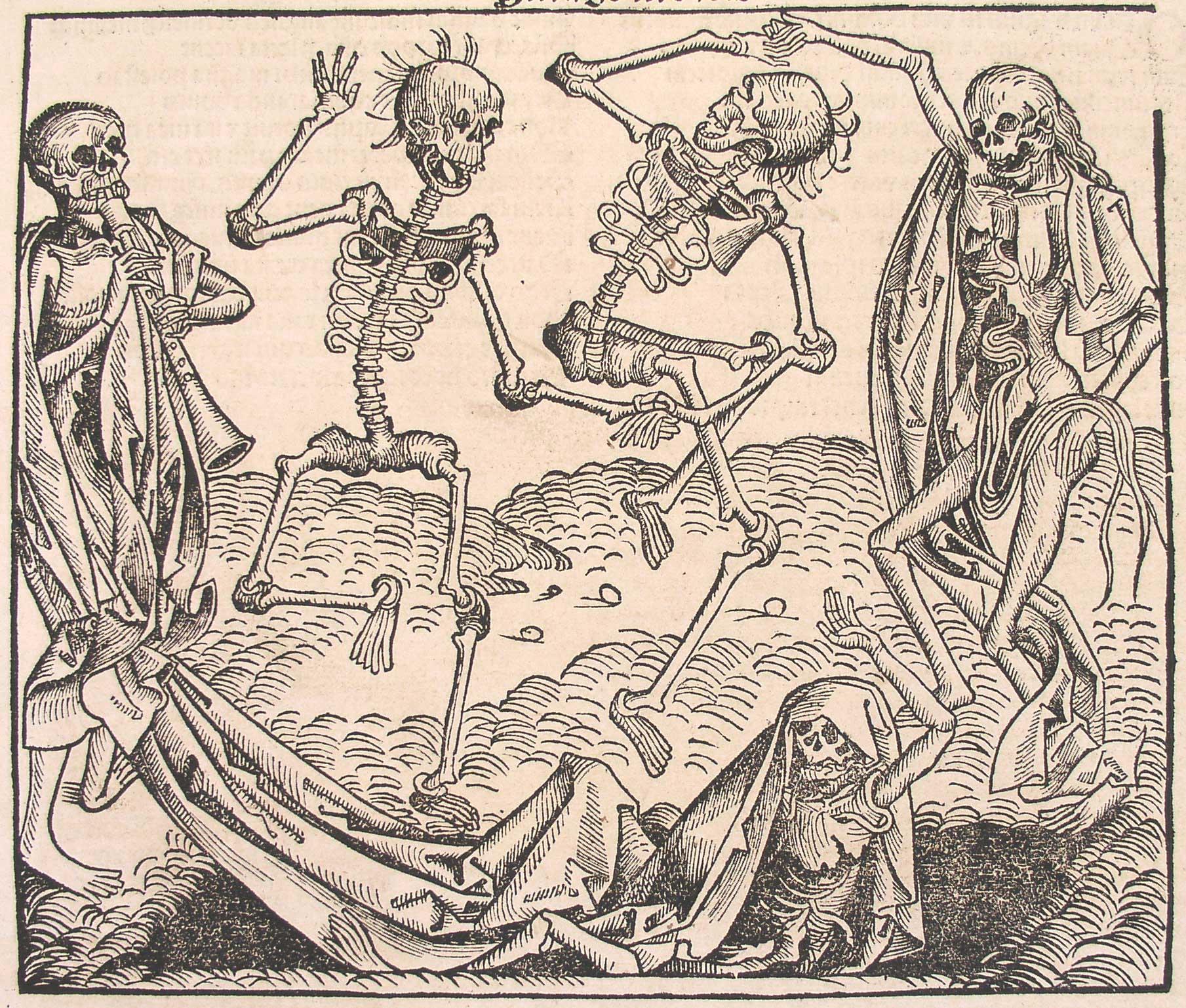 čierna smrť