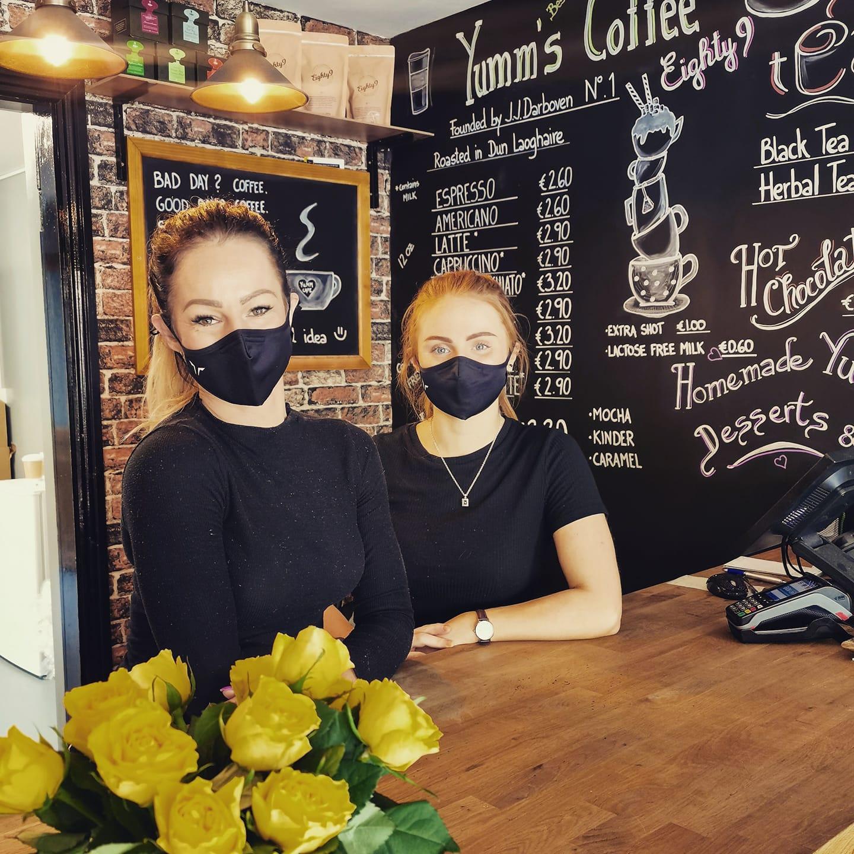 Petra Krivá Yumm Café