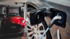 Aston Martin elektromobily