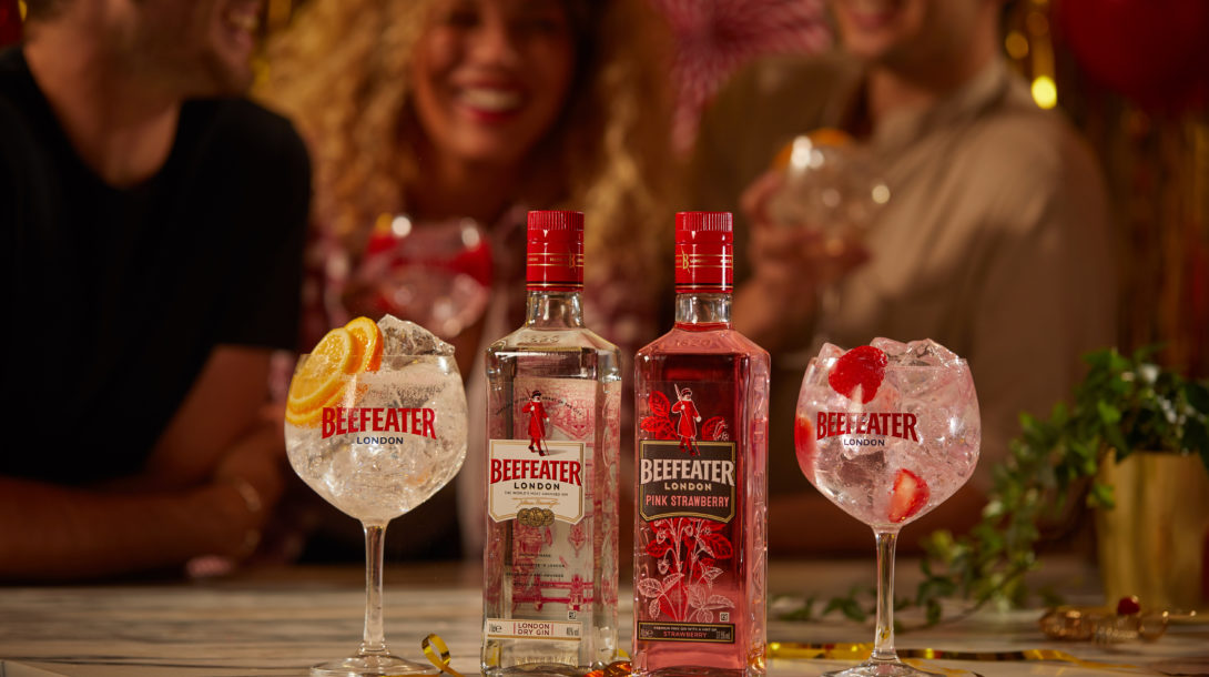 Beefeater NYE Night In 2