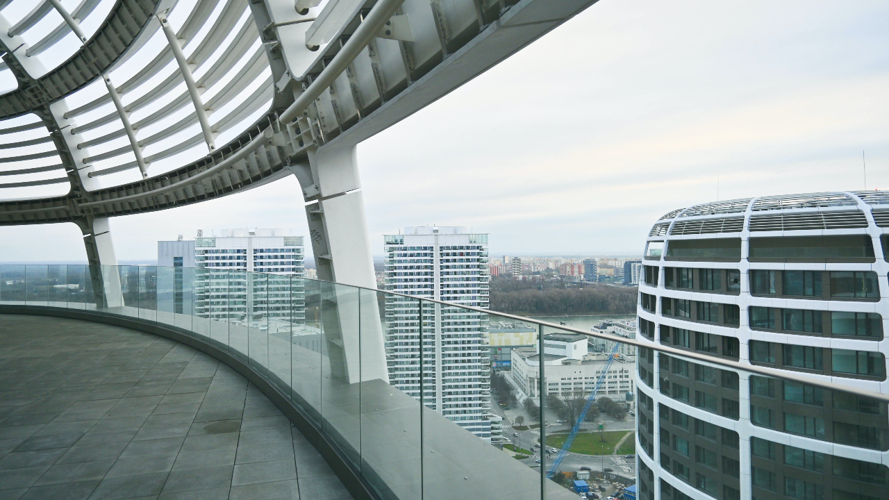 Sky Park, Penta Real Estate