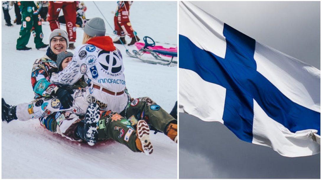 finsko, zima ludia, sneh