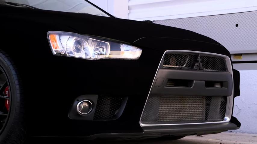 Mitsubishi-Lancer-Evo-Musou-Black-Lackierung-16