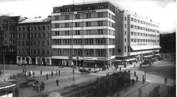 Mestská sporiteľna Bratislava