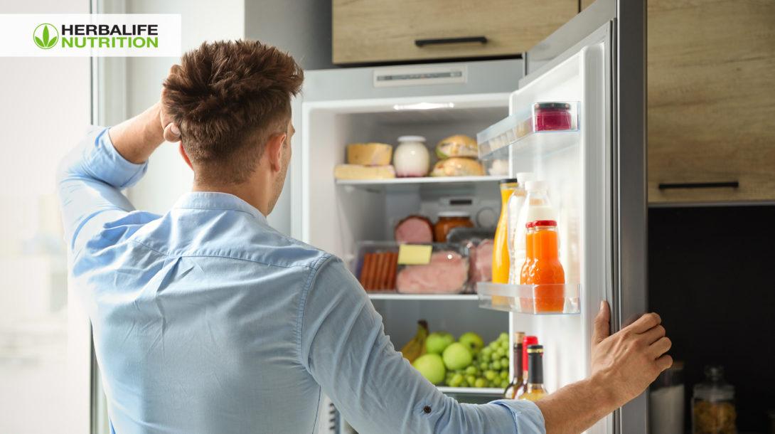 Návšteva chladničky