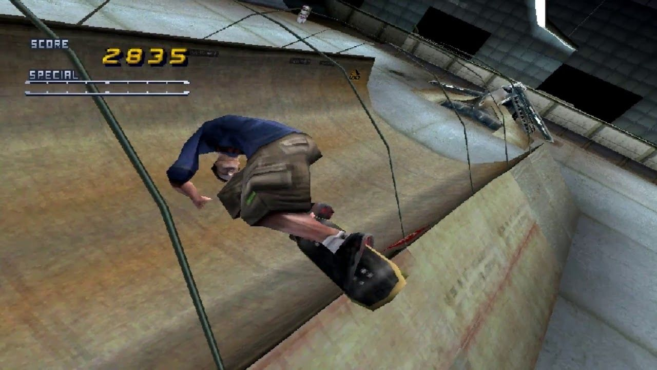 Tony Howk's Pro Skater 2