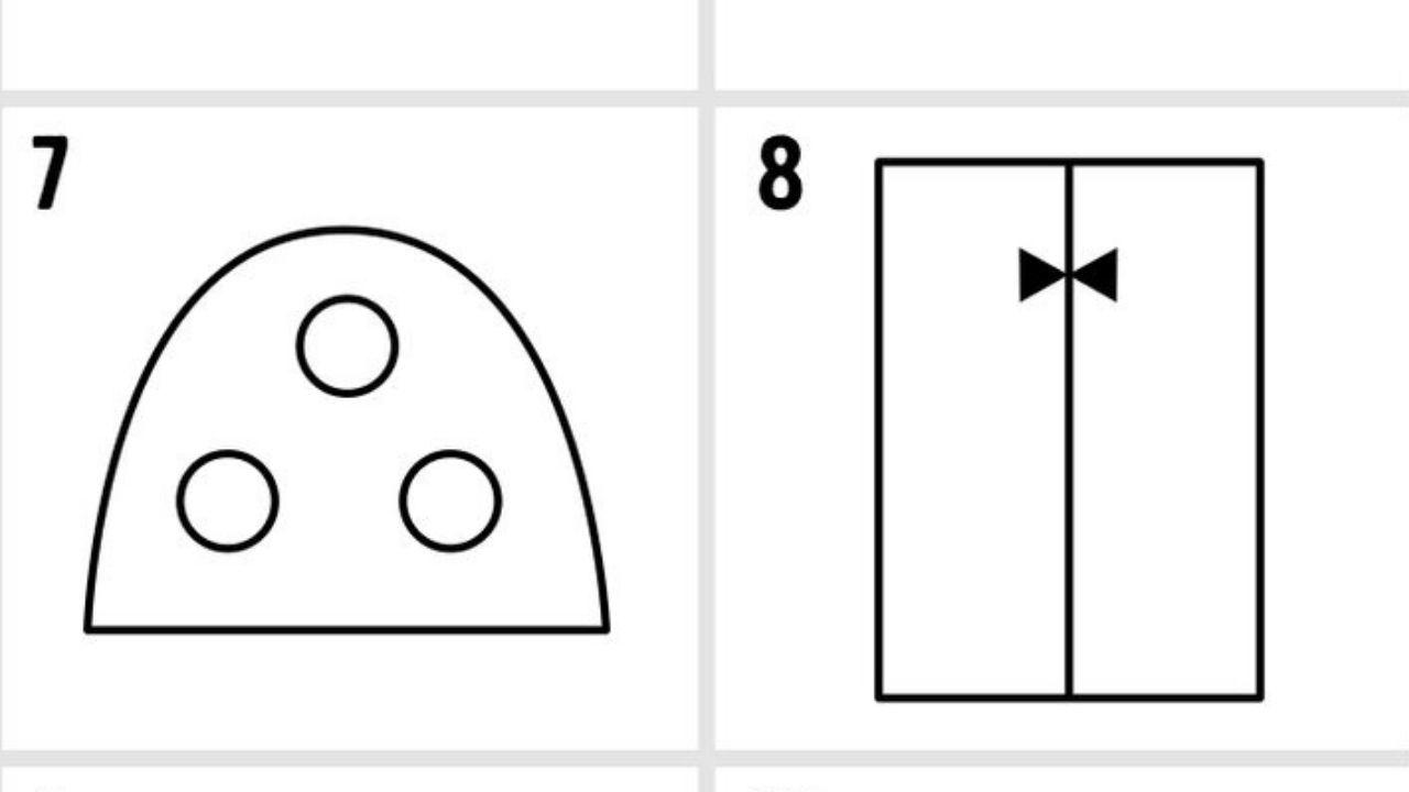 obrázkový IQ test