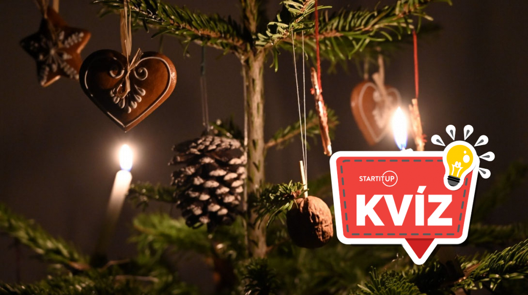 vianoce stromček